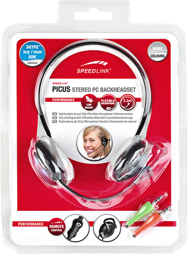 Speed-Link Picus SL-8748-SBK-01 #4