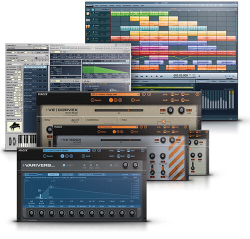 Magix MX Production Suite #3