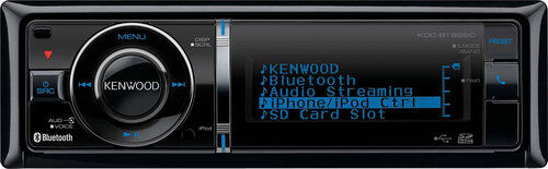 Kenwood KDC-BT92SD #4