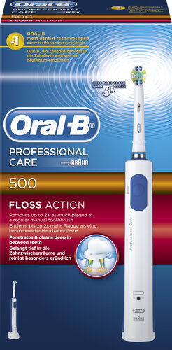 Oral-B Professional Care 500 Floss Action #5