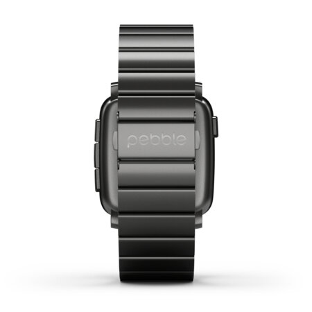 Pebble Time Steel #4
