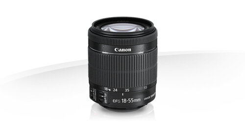 Canon EF-S 18-55mm f/3.5-5.6 IS STM #4