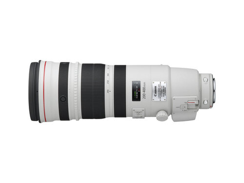 Canon EF 200-400mm f/4L IS USM Extender 1.4X - 4