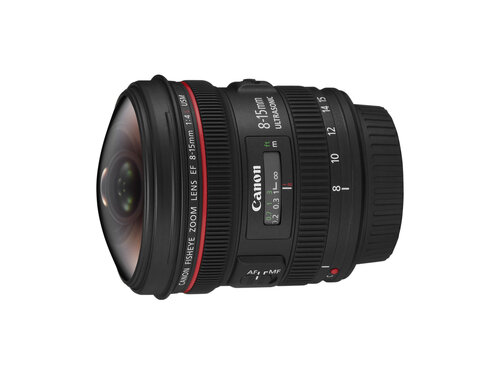 Canon EF 8-15mm f/4L Fisheye USM #2