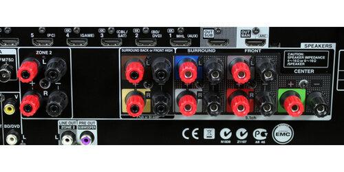 Tx-nr616 spajanje