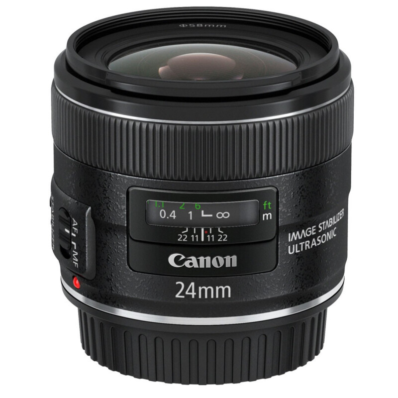 Canon EF 24MM F/2.8 IS USM #1