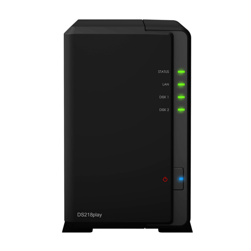 Synology DiskStation DS218play #1