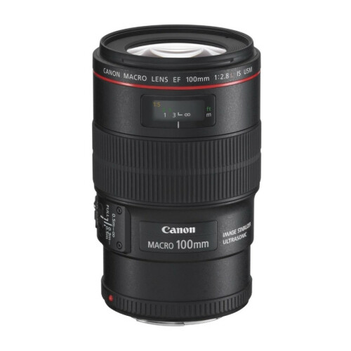 Canon EF 100mm f/2.8L Macro IS USM #1