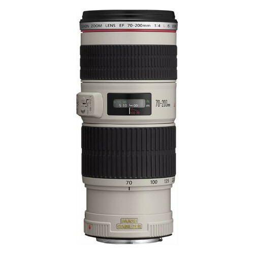 Canon EF 70-200mm f/4L IS USM #1