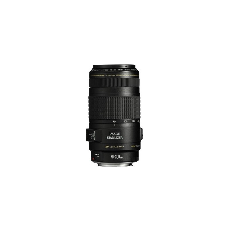 Canon EF 70-300mm f/4-5.6 IS USM #1