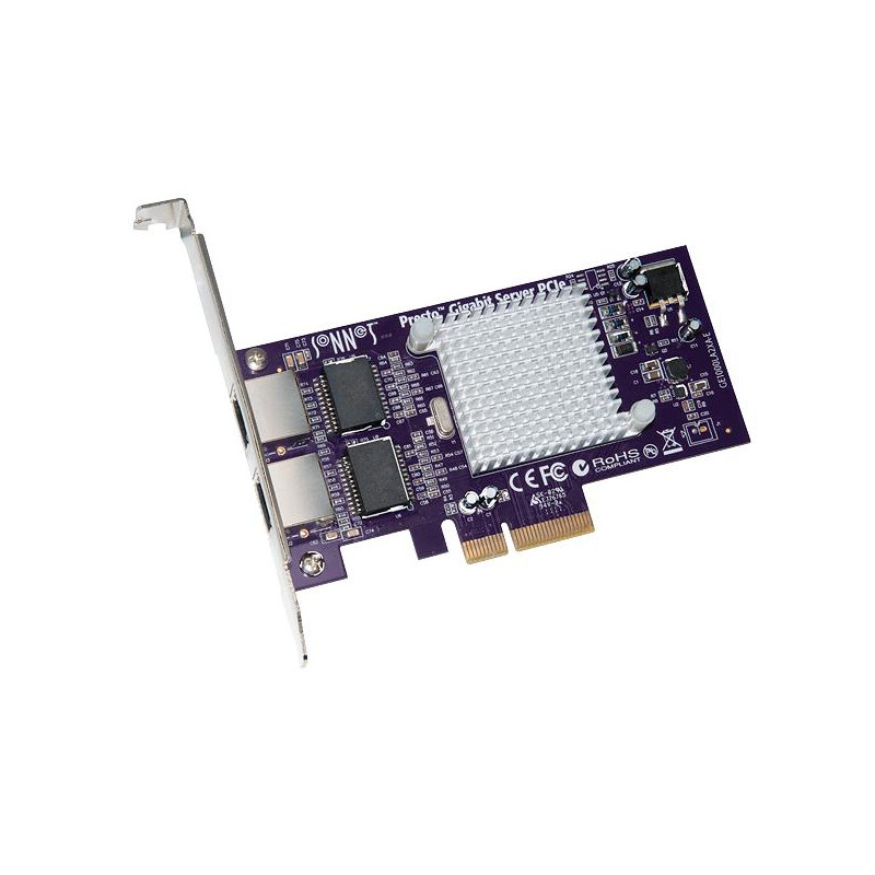 Sonnet Presto Gigabit Server PCIe #1