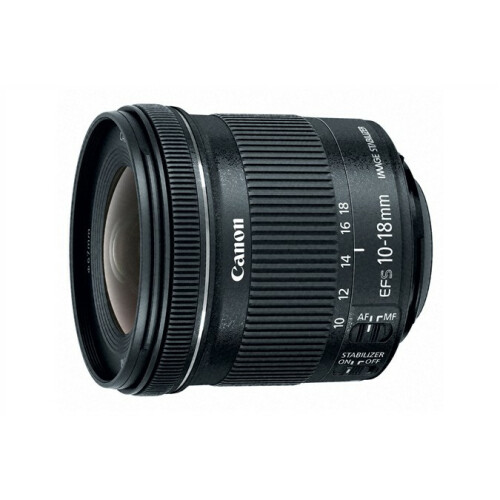 Canon EF-S 10-18mm f/4.5-5.6 IS STM #1