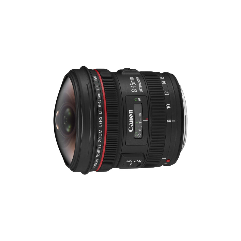 Canon EF 8-15mm f/4L Fisheye USM #1
