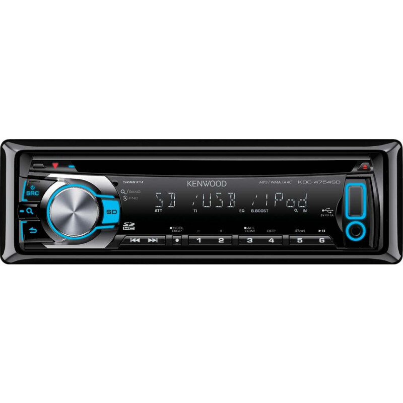Kenwood KDC-4754SD #1