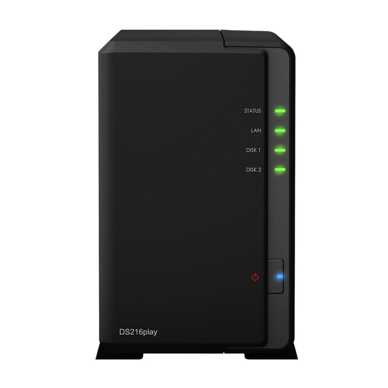 Synology DiskStation DS216play #1