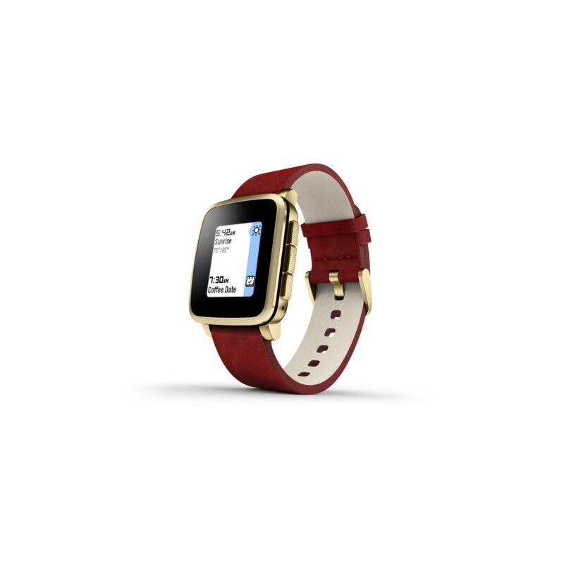 Pebble Time Steel #1
