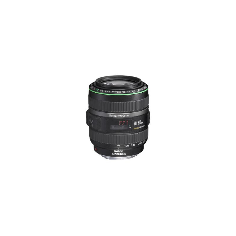 Canon EF 70-300mm f/4.5-5.6 DO IS - 1