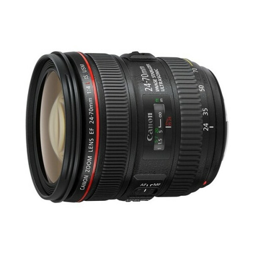 Canon EF 24-70mm f/4L IS USM - 1