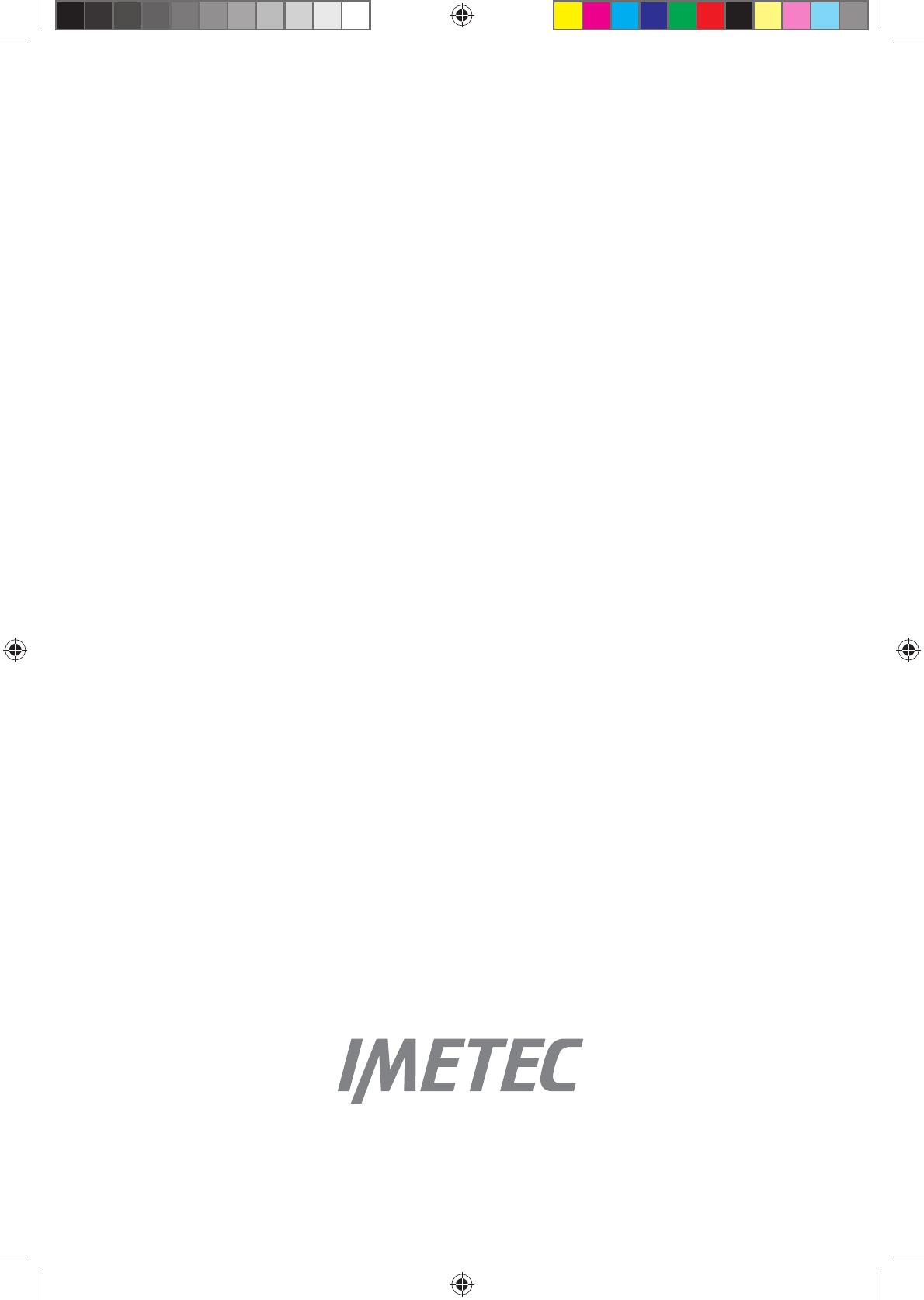 Imetec Eco Fh4 300.Prirucnik Imetec Eco Fh4 300 32 Stranica